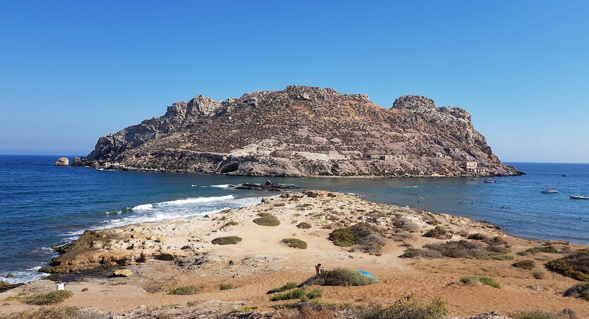 Isla del Fraile 1